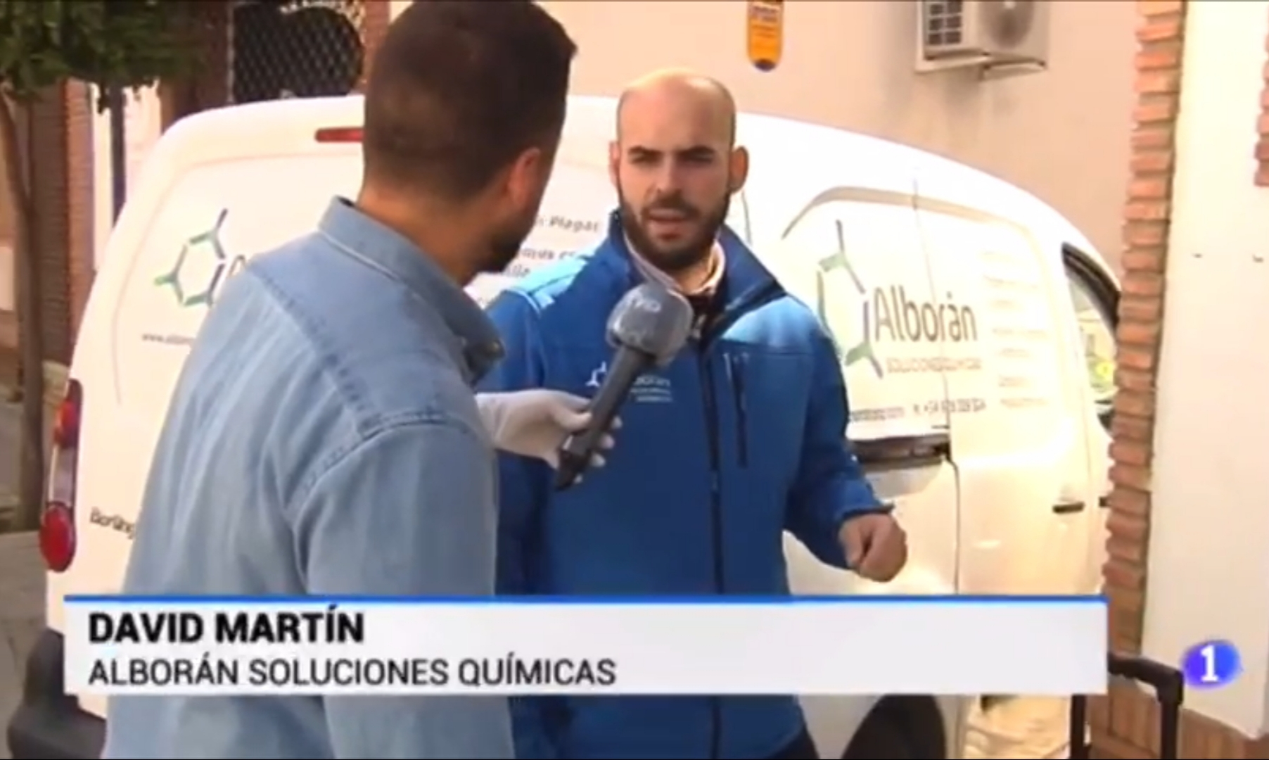 Intervencion TVE 4